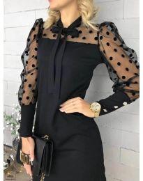 Obleka - koda 1081 - črna