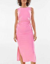 Obleka - koda 1272 - roza