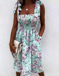 Obleka - koda 4535 - večbarvna