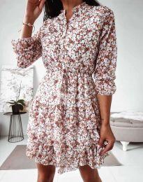 Obleka - koda 0586 - večbarvna