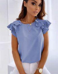 Bluza - koda 3299 - svetlo modra