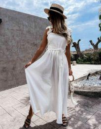 Obleka - koda 4806 - bela