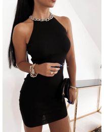 Obleka - koda 9690 - črna