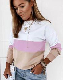 Bluza - koda 9966 - 6 - večbarvna