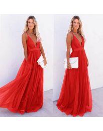 Obleka - koda 5587 - rdeča
