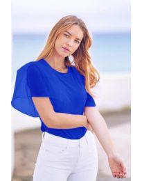 Majica - koda 527 - modrá