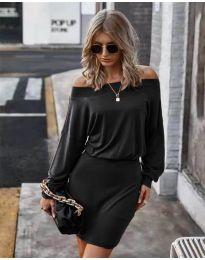 Obleka - koda 4447 - črna