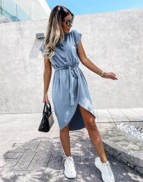 Obleka - koda 2074 - modra