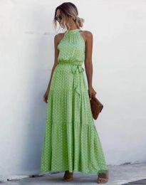 Obleka - koda 6214 - zelena