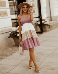 Obleka - koda 11922 - puder