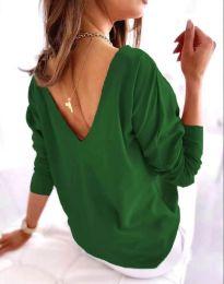 Bluza - koda 5173 - zelená