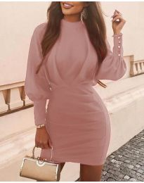 Obleka - koda 4016 - puder