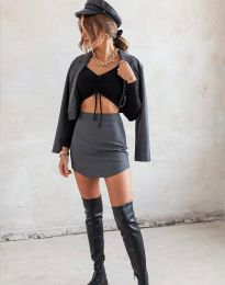 Bluza - koda 11632 - črna