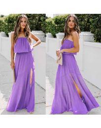 Obleka - koda 061 - vijolična