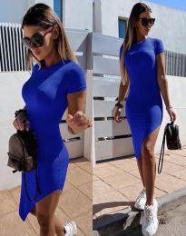 Obleka - koda 8391 - temno modra