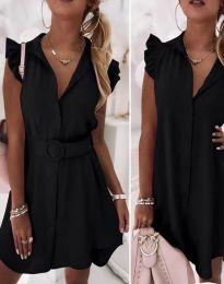 Obleka - koda 7411 - črna