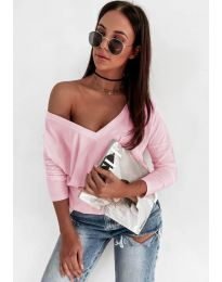 Bluza - koda 3478 - roza