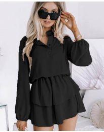 Obleka - koda 4093 - črna