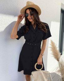 Obleka - koda 8137 - črna