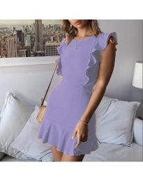 Obleka - koda 548 - vijolična