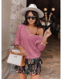 Bluza - koda 6013 - roza