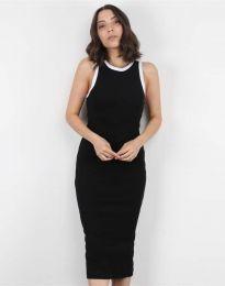 Obleka - koda 5273 - črna