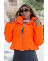 Jakna - koda 9161 - 6 - oranžna