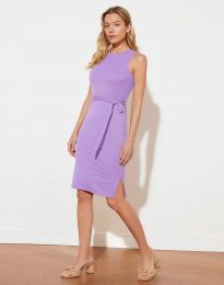 Obleka - koda 12950 vijolična