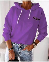 Bluza - koda 4400 - vijolična