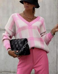 Bluza - koda 8927 - roza