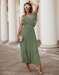Obleka - koda 3320 - olivna