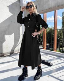 Obleka - koda 1467 - črna