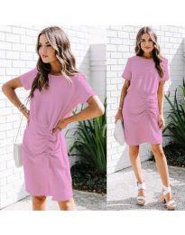 Obleka - koda 835 - vijolična