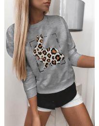 Bluza - koda 3992 - siva