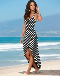 Obleka - koda 5669 - 1 - črna