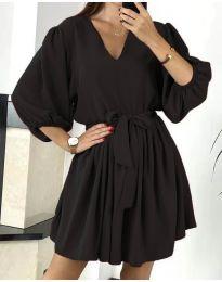 Obleka - koda 6210 - črna