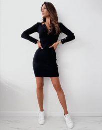 Obleka - koda 1610 - črna