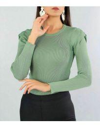 Bluza - koda 374 - zelena