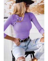 Bluza - koda 3151 - 1 - vijolična