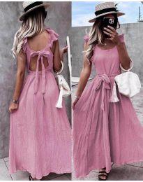 Obleka - koda 4806 - puder