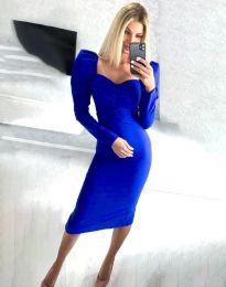 Obleka - koda 3865 - modra