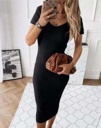 Obleka - koda 0714 - 2 - črna
