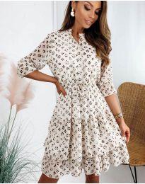 Obleka - koda 8877 - 4 - večbarvna