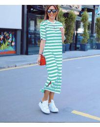 Obleka - koda 9910 - zelena