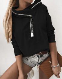 Bluza - koda 48533 - črna