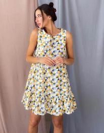 Obleka - koda 6468 - večbarvna