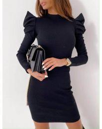 Obleka - koda 9303 - črna