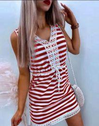 Obleka - koda 20100 - rdeča