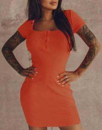 Obleka - koda 1842 - oranžna
