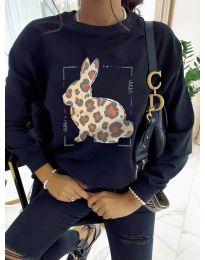 Bluza - koda 4001 - črna